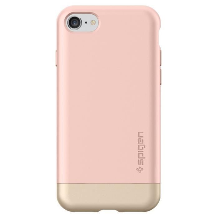 coque spigen iphone 7 rose