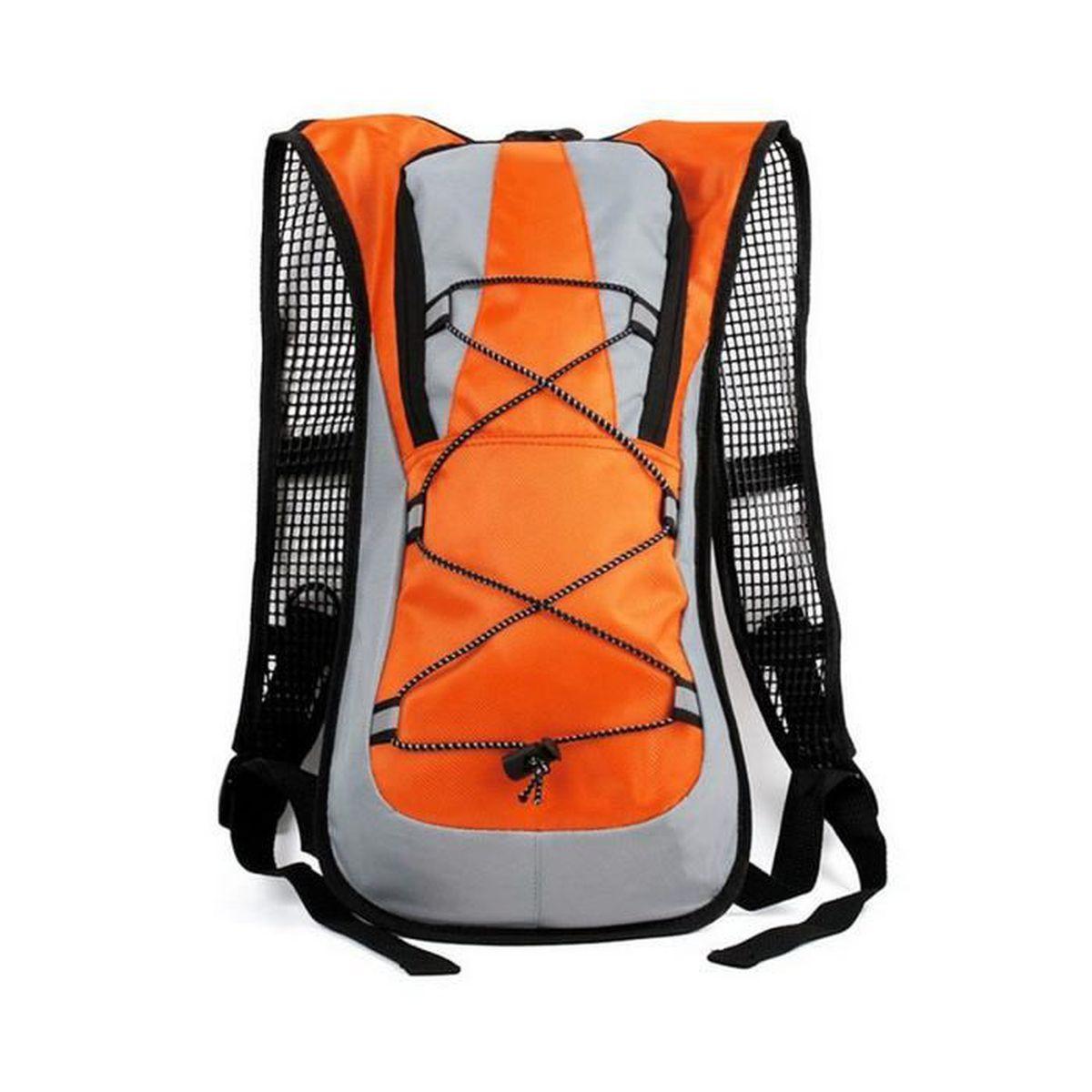 Cyclotourisme randonnée alpinisme Outdoor Sport Vélo Sac à dos avec 2,5 L Réservoir d/'eau