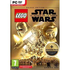 JEU PC LEGO Star Wars : Le Réveil de la Force Edition Del