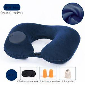 OREILLER DE VOYAGE Oreiller de Voyage Gonflable, Confort kit pour Avi
