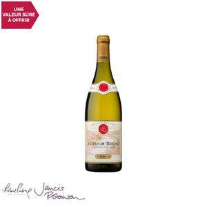 VIN BLANC Côtes du Rhône Blanc 2017 - 75cl - Maison Guigal -