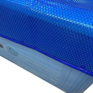 PROCAVE topcool 4 Saisons Couverture de qualit/é avec Boutons-Pression pour lhiver et l/ét/é 200x200cm