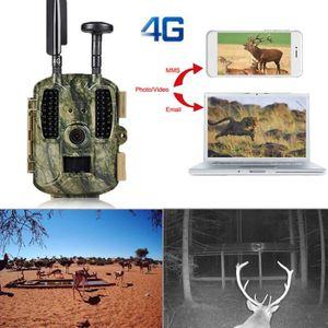 APP. PHOTO MINIATURE 4G FDD-LTE Scout Garde Caméra Piège Chasse Caméra