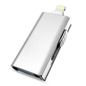 CLÉ USB Clé USB,adaptateur de stockage externe Lightning U