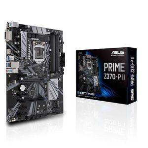 CARTE MÈRE Asus Prime Z370-P II Carte mère Intel Z370 Socket