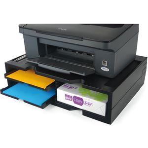 MEUBLE INFORMATIQUE Exponent 42807 Meuble de rangement pour imprima…