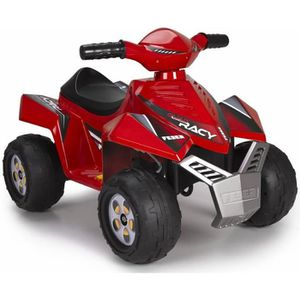 QUAD - KART - BUGGY Quad électrique 6V Racy - rouge - FEBER
