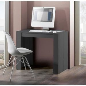 CONSOLE EXTENSIBLE Console extensible GOOMY - Style contemporain - Gr
