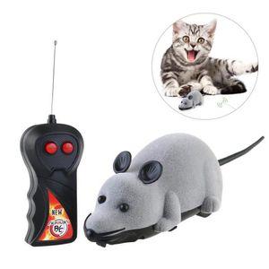 JOUET ROSENICE Télécommande souris chat jouet Simulaton