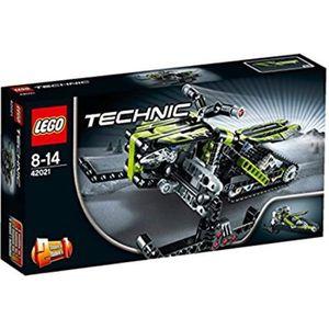 ASSEMBLAGE CONSTRUCTION Jeu D'Assemblage LEGO DUPLG Technic 42021: motonei