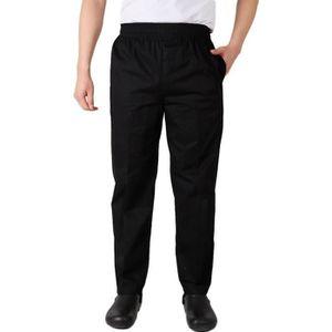 VÊTEMENT CUISINIER Pantalon De Cuisinier Hommes Uniforme De Travail P