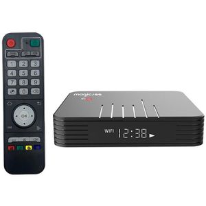 BOX MULTIMEDIA MAGICSEE N5 Max TV Box Lecteur Multimédia Android