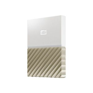 DISQUE DUR EXTERNE WESTERN DIGITAL My Passport Ultra - 1To - Gold
