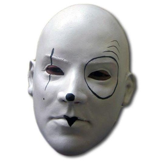 Carte Visage Et Déguisement Masque PRINCE Célébrité Masque Sourire