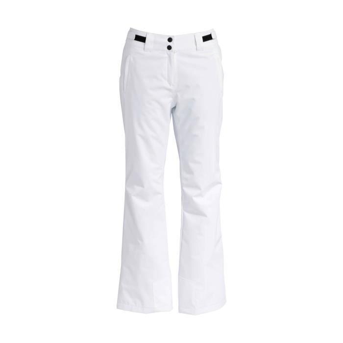 ROSSIGNOL Pantalon de ski W SLEET PANT - Femme - Blanc