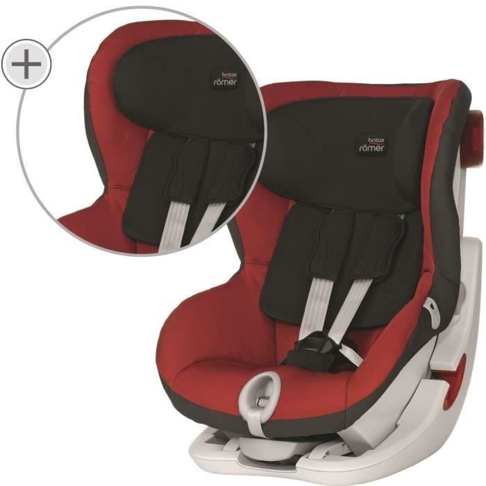 britax romer si ge auto king ii groupe 1 housse offerte. Black Bedroom Furniture Sets. Home Design Ideas