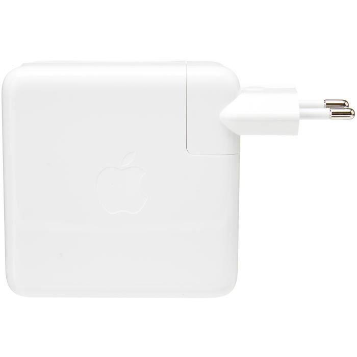 Apple Adaptateur secteur USB-C 96W Blanc - Adaptateur secteur...