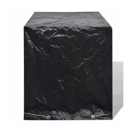 KEL® Couverture de réservoir d'eau de jardin extérieur protection étanche meubles de coin de jardin HB41644