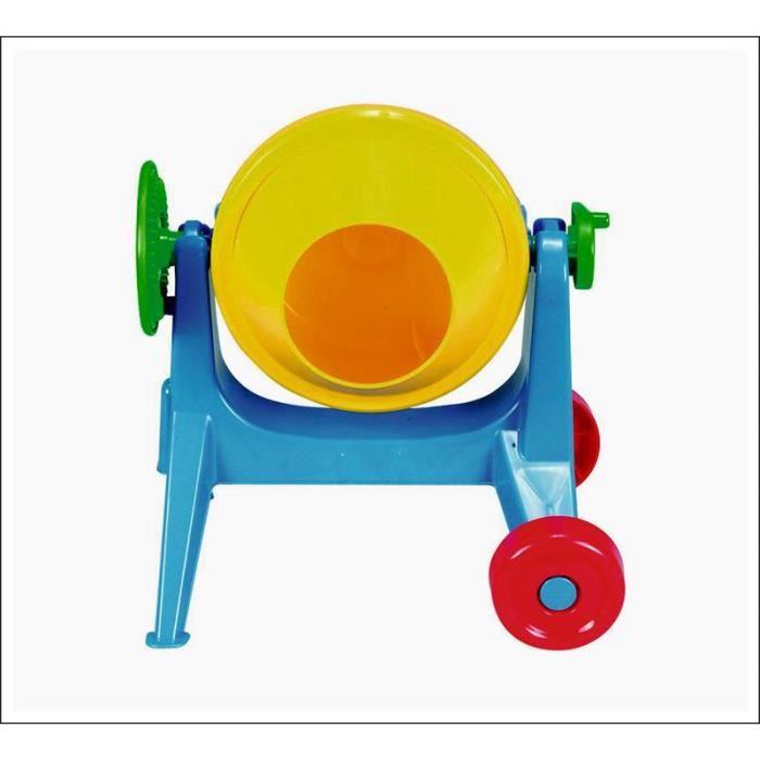 Simba Toys 107136374 Bétonnière. 25 cm
