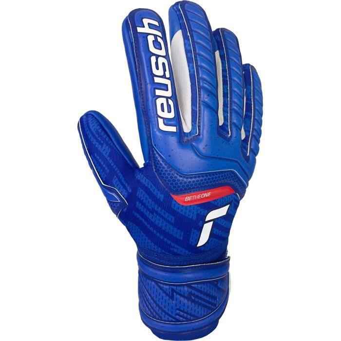 Gants Reusch Attrakt Grip Evolution - bleu profond - 9