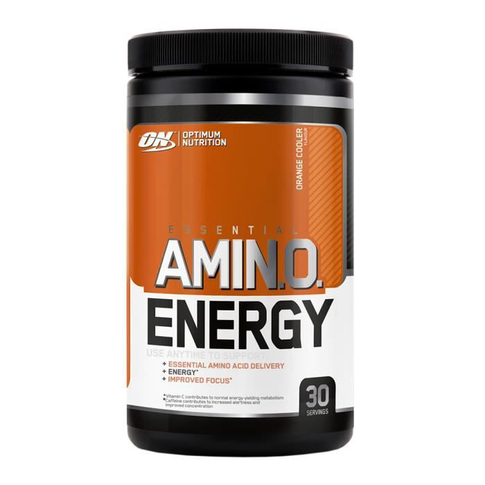 OPTIMUM NUTRITION - Essential Amino Energy 270g - Cerise
