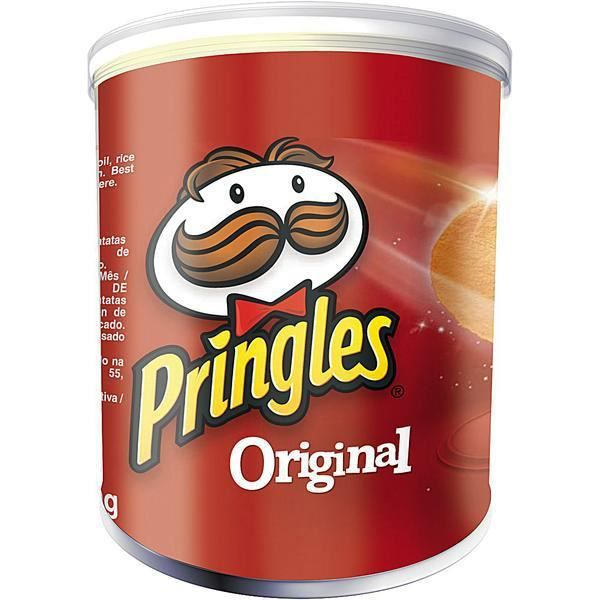 Pringles Original Chips 12 x 40g Cans
