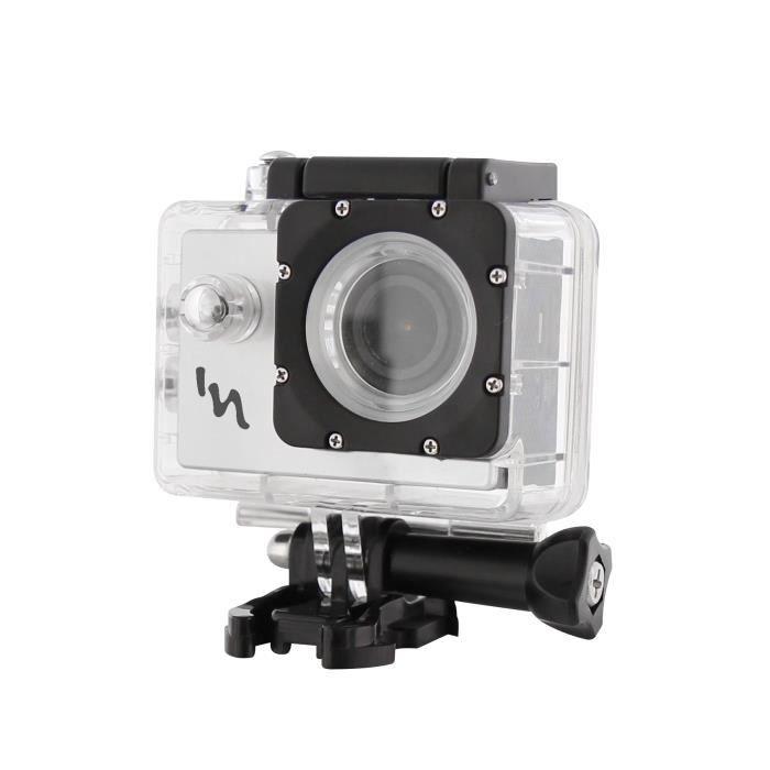 T'nB Full HD 2 Caméra sport Full HD - CMOS 5 mégapixels - Ecran 1,5- - Etanche 60m