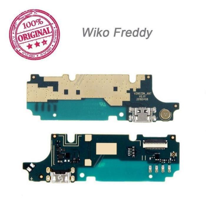 ORIGINAL Platine Module Connecteur de Charge Micro USB pour Wiko FREDDY 4G