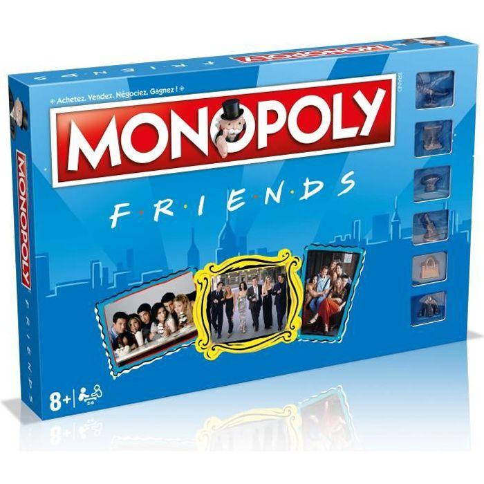 Monopoly Friends - Version française