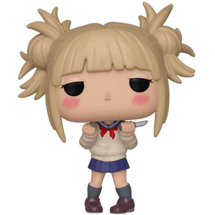 DC16722-Figurine Funko Pop! My hero academia: Himiko Toga - 610 -cadeau gift jouet Ornements