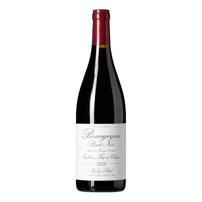 Nicolas Potel 2019 Pinot Noir Vieilli en Fût de Chêne - Vin rouge de Bourgogne