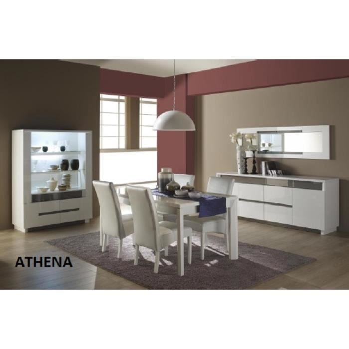 salle manger athena achat vente salle manger salle manger athena cdiscount. Black Bedroom Furniture Sets. Home Design Ideas