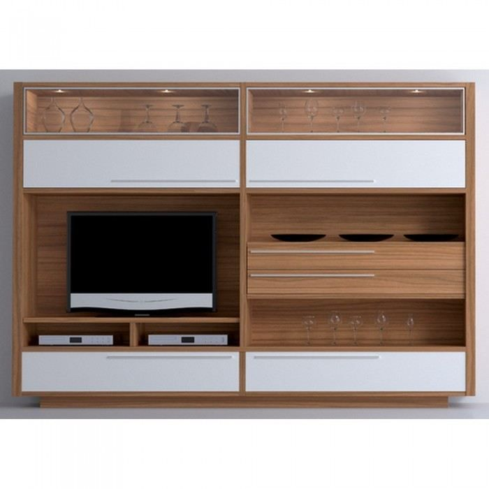 meuble tv bibliotheque design solutions pour la d coration int rieure de votre maison. Black Bedroom Furniture Sets. Home Design Ideas