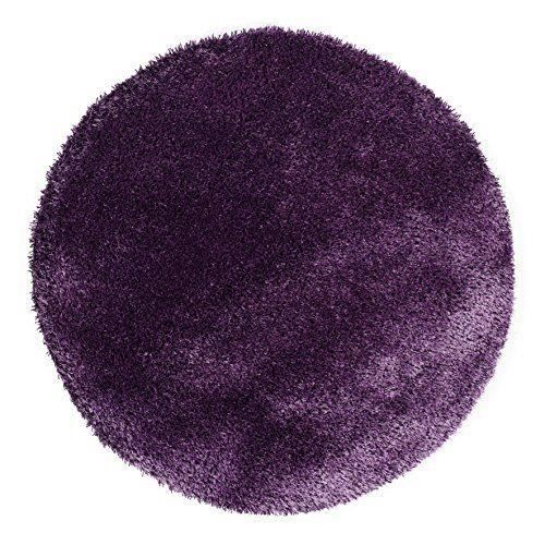 tapis rond violet. Black Bedroom Furniture Sets. Home Design Ideas