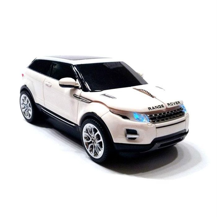 souris filaire usb range rover evoque blanc prix pas cher cdiscount. Black Bedroom Furniture Sets. Home Design Ideas