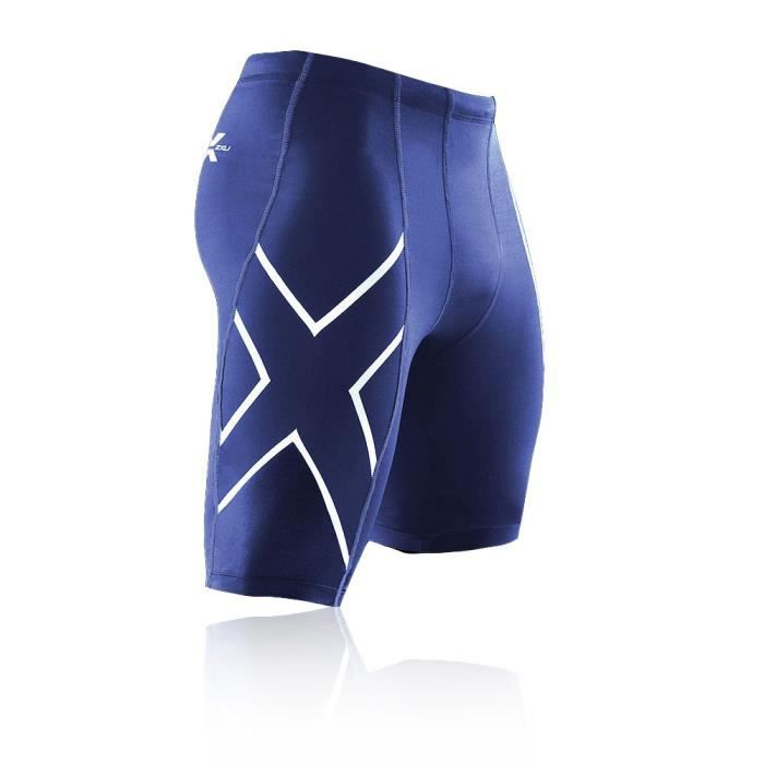2XU Unisexe Performance Visière Violet Sport Running Respirant Léger