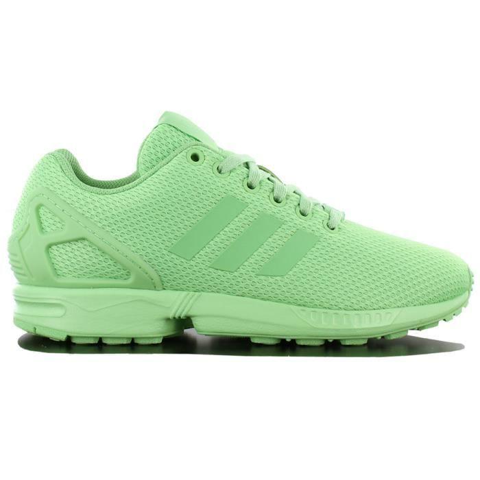 adidas zx flux femmes verte