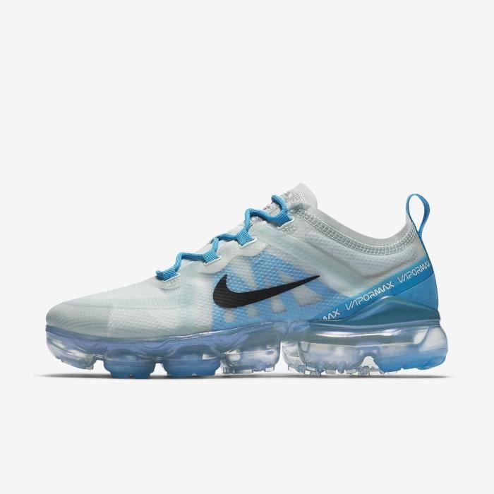 nike air vapormax 2019 homme bleu