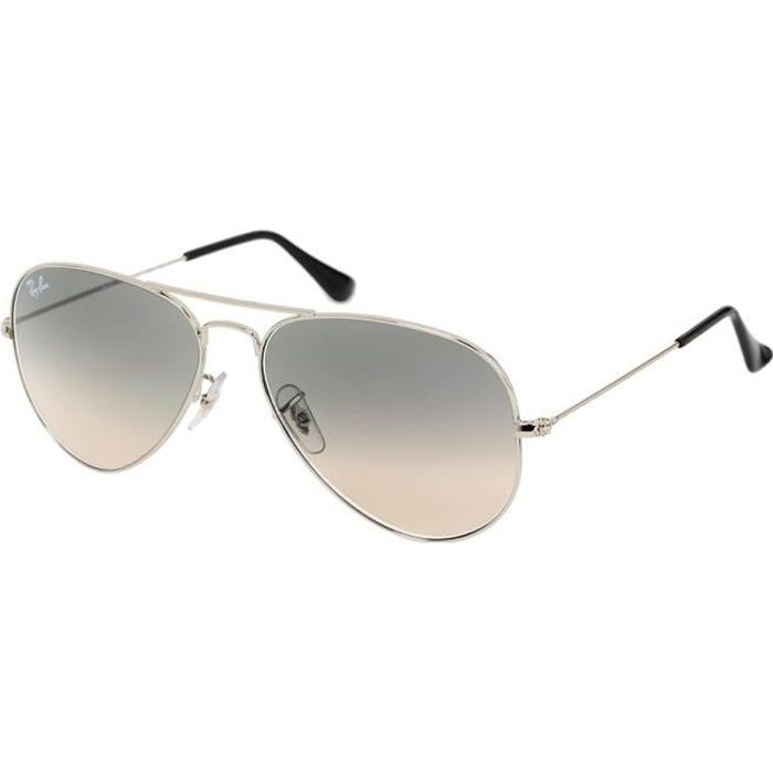 Lunette ray ban aviator rb3025 interaction for Lunettes de soleil ray ban aviator miroir