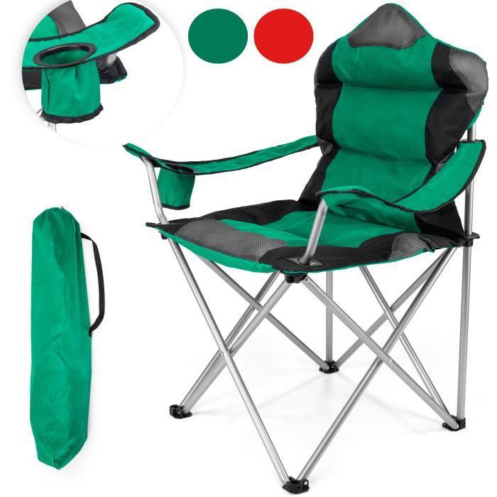 pliante Chaise verte de Chaise camping WYDH2E9I
