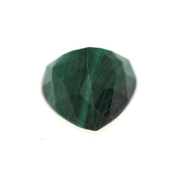Pierre MALACHITE. 8.00 cts. Madagascar