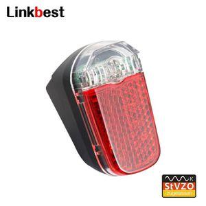 Feu Arrière Neuf Universal Mini Batterie Lampes Lumière Set silicone 2 DEL Front Lumière