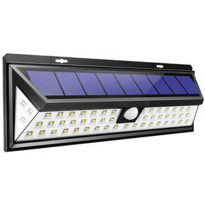 LAMPE DE JARDIN  100 Pcs 54 LED Eclairage Solaire Extérieur Lampe S