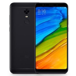SMARTPHONE Global version redmi 5 Plus 4G 64G Black Support B