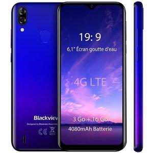 SMARTPHONE Smartphone 4G Blackview A60 Pro 6.1'' Écran goutte