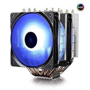 VENTILATION  DEEPCOOL Neptwin RGB Ventilateur processeur Ventil