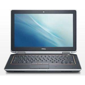 Top achat PC Portable PC portable Dell Latitude E6320 Core i3 2 GHz 250 Go pas cher