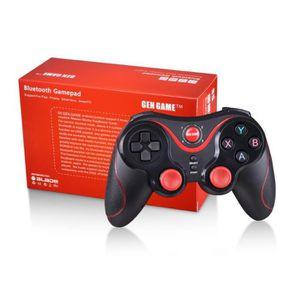 MANETTE JEUX VIDÉO Gen Jeu S5 Joystick sans fil Bluetooth Gamepad man