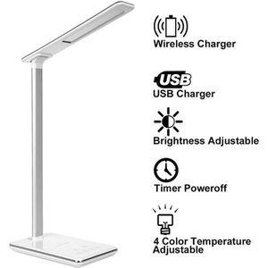 LAMPE A POSER Lampe de bureau LED Tactile - Avec Chargeur - Sans