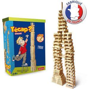 ASSEMBLAGE CONSTRUCTION JEUJURA - TECAP Classic 300 planchettes en bois